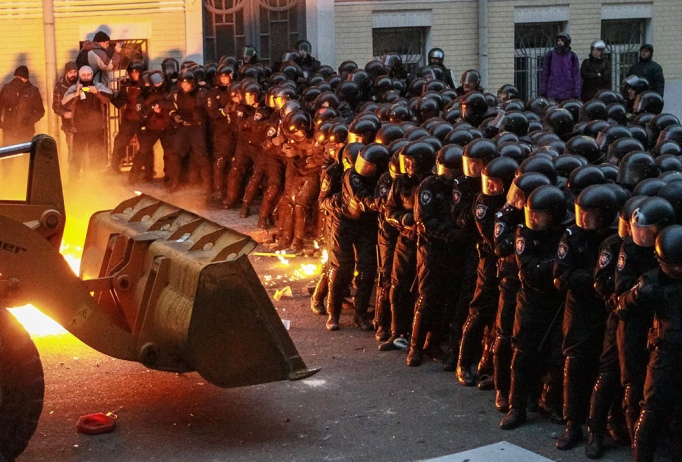 ejercito ucraniano atacado